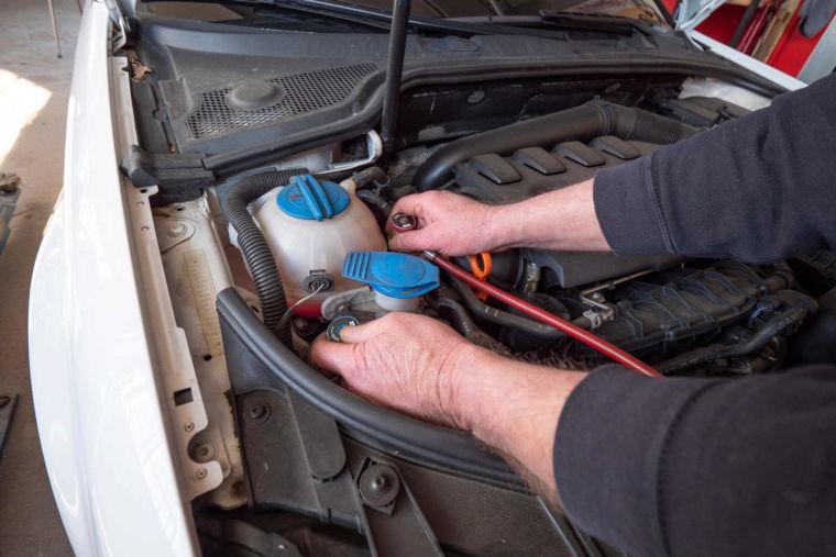 Tuning Motor durch die Autowerkstatt HL Motorsport