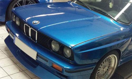UNFALLINSTANDSETZUNG EINES BMWS