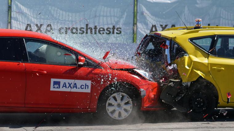 Unfallinstandetzung durch die Autowerkstatt HL Motorsport